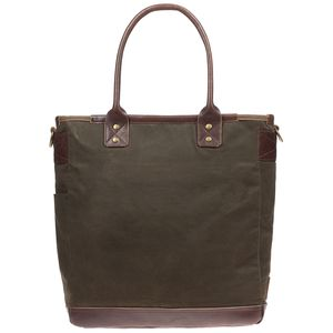 Will Leather Goods Mt. Hood Zippered Tote