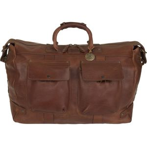 Will Leather Goods Leather Traveler Duffel Bag