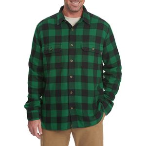 Woolrich Oxbow Bend Classic Flannel Shirt - Long-Sleeve - Men's