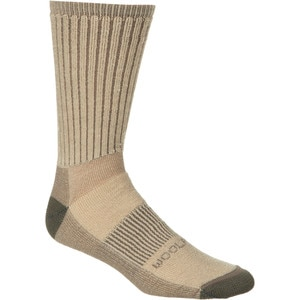 Woolrich Ten Mile Hiker Solid Sock