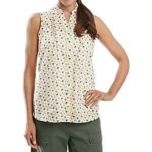 Woolrich Somerset Shirt - Sleeveless - Women's