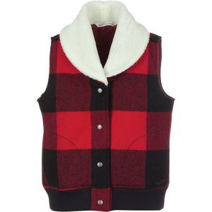 Woolrich Giant Buffalo Wool Vest - Women's