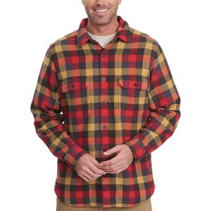 Woolrich Oxbow Bend Modern Flannel Shirt - Long-Sleeve - Men's