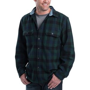 Woolrich Wool Buffalo Modern Shirt - Long-Sleeve - Men's