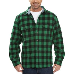Woolrich Wool Buffalo Modern Flannel Shirt - Long-Sleeve - Men's