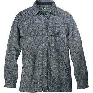 Woolrich Wool Stag Shirt Jac - Men's