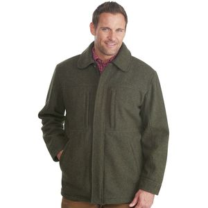 Woolrich Wool Hunting Coat - Men's
