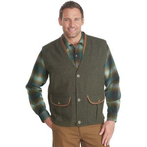 Woolrich Wool Crossover Vest - Men's
