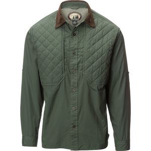 Woolrich Solid Upland Shirt - Long-Sleeve - Men's