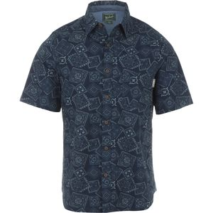 Woolrich Reissued Modern Printed Shirt - Short-Sleeve - Men's