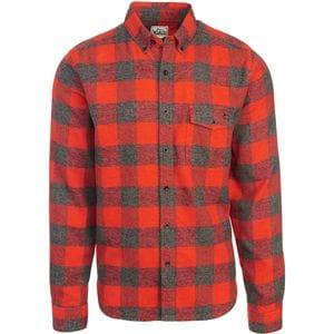 Woolrich Twisted Rich Flannel Shirt - Men's