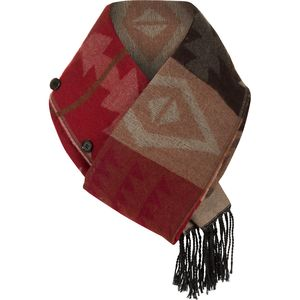 Woolrich Red Rock Wrap Scarf