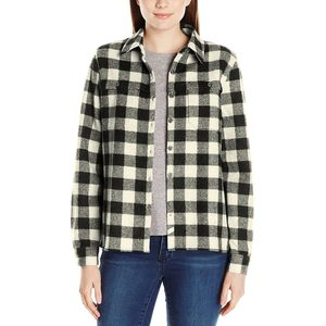 Woolrich Wool Buffalo Stag Shirt - Women's