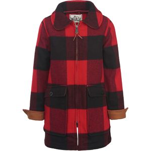 Woolrich Giant Wool Buffalo Coat - Women's