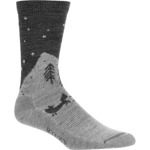 Woolrich Novelty Merino Wool Fox Socks - Women's
