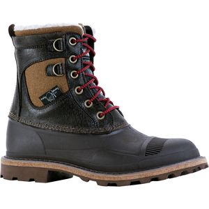 Woolrich Footwear Fully Wooly Lace Winter Boot - Men's