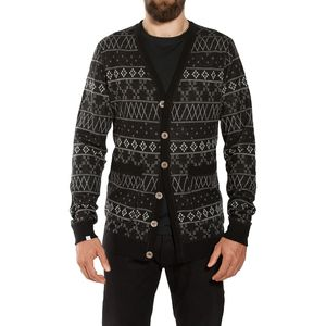 We Norwegians Rekkjer Cardigan Sweater - Men's