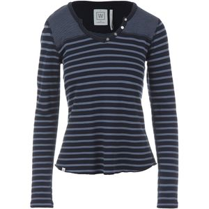 We Norwegians Baout Henley Sweater - Women's