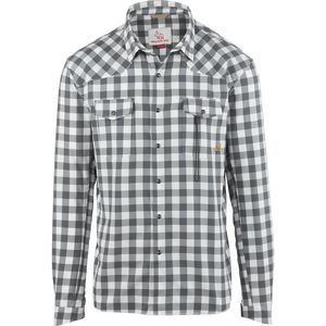 Western Rise Buckhorn Shirt - Long-Sleeve - Men's