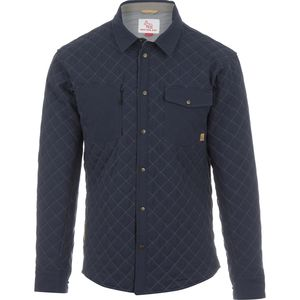 Western Rise Caribou Quilted Shirt - Long-Sleeve - Men's
