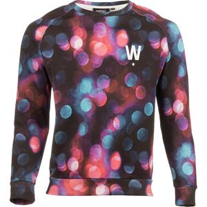 WeSC Lights Out Crew Sweatshirt - Men's