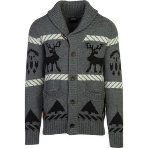 WeSC Froj Cardigan Sweater - Men's