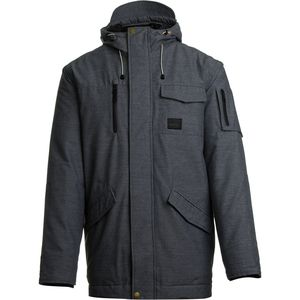 WeSC Kaleb Hooded Padded Jacket - Men's