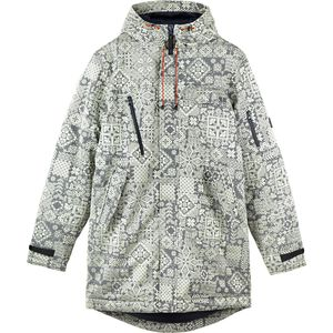 WeSC Langdon Hooded Padded Jacket - Men's