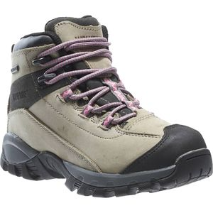 Wolverine Black Ledge LX Mid WP Hiking Shoe - Women's
