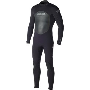 XCEL Hawaii 4/3 Revolt Off-Set Zip Wetsuit - Men's
