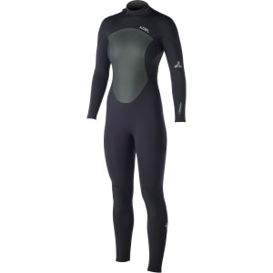 XCEL Hawaii 4/3 Offset Zip Wetsuit - Women's