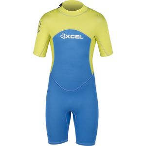 XCEL Hawaii 2mm Axis OS Spring Wetsuit - Kids'