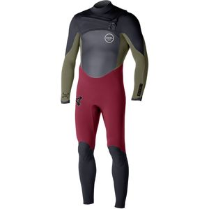 XCEL Hawaii 3/2 Revolt TDC Chest- Zip Full Wetsuit - Men's