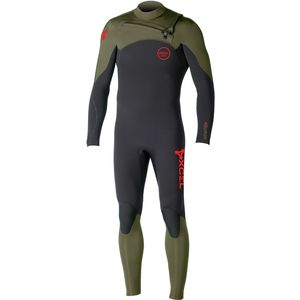 XCEL Hawaii Infiniti Comp 4/3 Chest-Zip Full Wetsuit - Men's