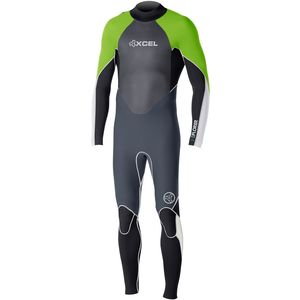 XCEL Hawaii Xplorer 3/2 Full Back-Zip Wetsuit - Kids'
