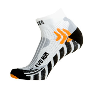 photo: X-Socks Evo Run Sock running sock