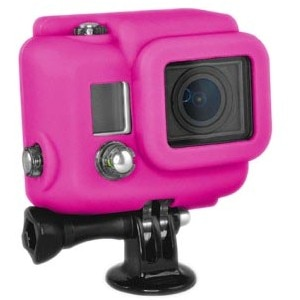 XSories Silicone Cover HD3+* Compatible with GoPro 4 and 3+ Cameras