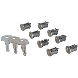 YakimaSKS Lock Cores - 8 pack