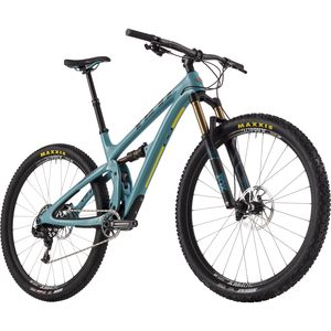 Yeti Cycles SB4.5 Carbon X01 Complete Mountain Bike - 2016