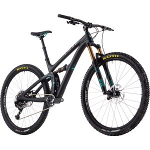 Yeti Cycles SB4.5 Turq X01 Eagle Complete Mountain Bike - 2017