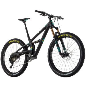 Yeti Cycles SB5 Plus Turq XT Complete Mountain Bike - 2017