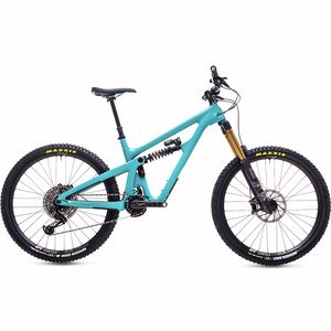 Yeti Cycles SB165 Turq T2 X01 Eagle Mountain Bike