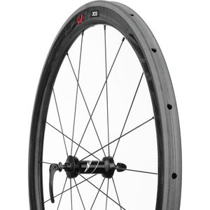 Zipp 303 Firecrest Carbon Road Wheelset - Tubular