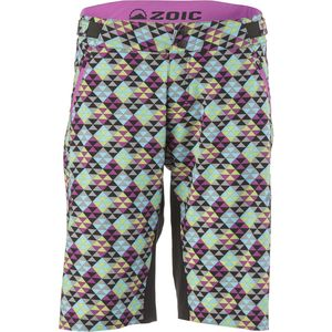 ZOIC Navaeh Plaid Short - Women's