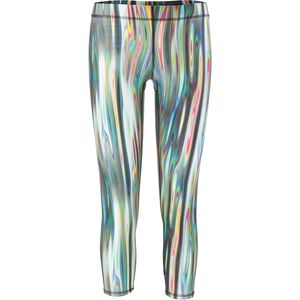 Terez Liquid Metal Capri Tight - Women's