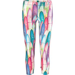 Terez Surfs Up Capri Tight - Women's