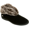 Acorn Chinchilla Bootie II Slipper - Women's