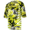 Alpinestars Gravity Jersey, 3 / 4-Sleeve, Men's Yellow Fluo Black, S, Online Deal