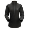 Arc&#39;teryx Delta LT Zip Fleece Pullover - Women&#39;s