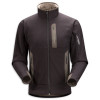 Arcteryx Hyllus Fleece Jacket - Mens Black, L - Polartec Power Shield O2 High Loft,high loft fleece,faced fleece jacket